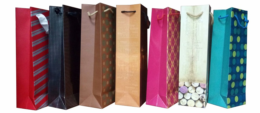 Paper Packaging Gift Bags