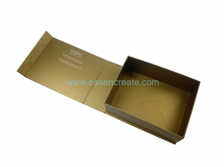 Collapsible Perfume Packing Box