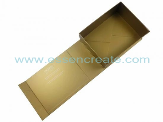 Collapsible Perfume Packaging Folding Gift Box